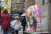 London's Elephant Parade